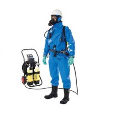 Многоразовый газонепроницаемый костюм Draeger CPS 7800
